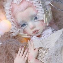 Yeni varış bebek BJD DIM Larina 1/4 kalın dudak Saucy kadın Minifee Luts Dollzone MSD vücut oyuncaklar kız için Oueneifs bebek zihin FL