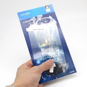 Image 2 - 10PCS/Lot Full Body Screen Protector Front+Back Film For PS Playstation Vita PSVita PSV1000 Case