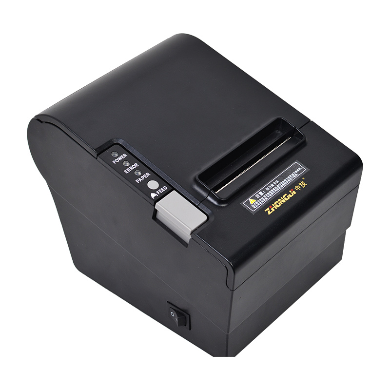 80mm Thermal Printer for Kitchen with USB/Ethernet/Serial Ports