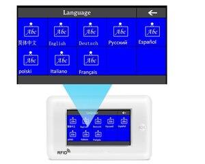 Image 2 - Yobang bezpieczeństwa wszystkich ekranów dotykowych Alexa wersja 433 MHz bezprzewodowy WIFI GSM inteligentny dom monitor bezpieczeństwa system antywłamaniowy zestawy