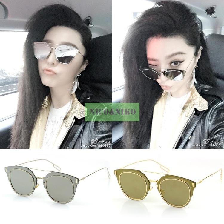 471bad312c 7 Color Star Style Rimless Coating Eyewear Glasses Hot New Vintage Fashion  Summer Sunglasses Women Brand Designer oculos de sol