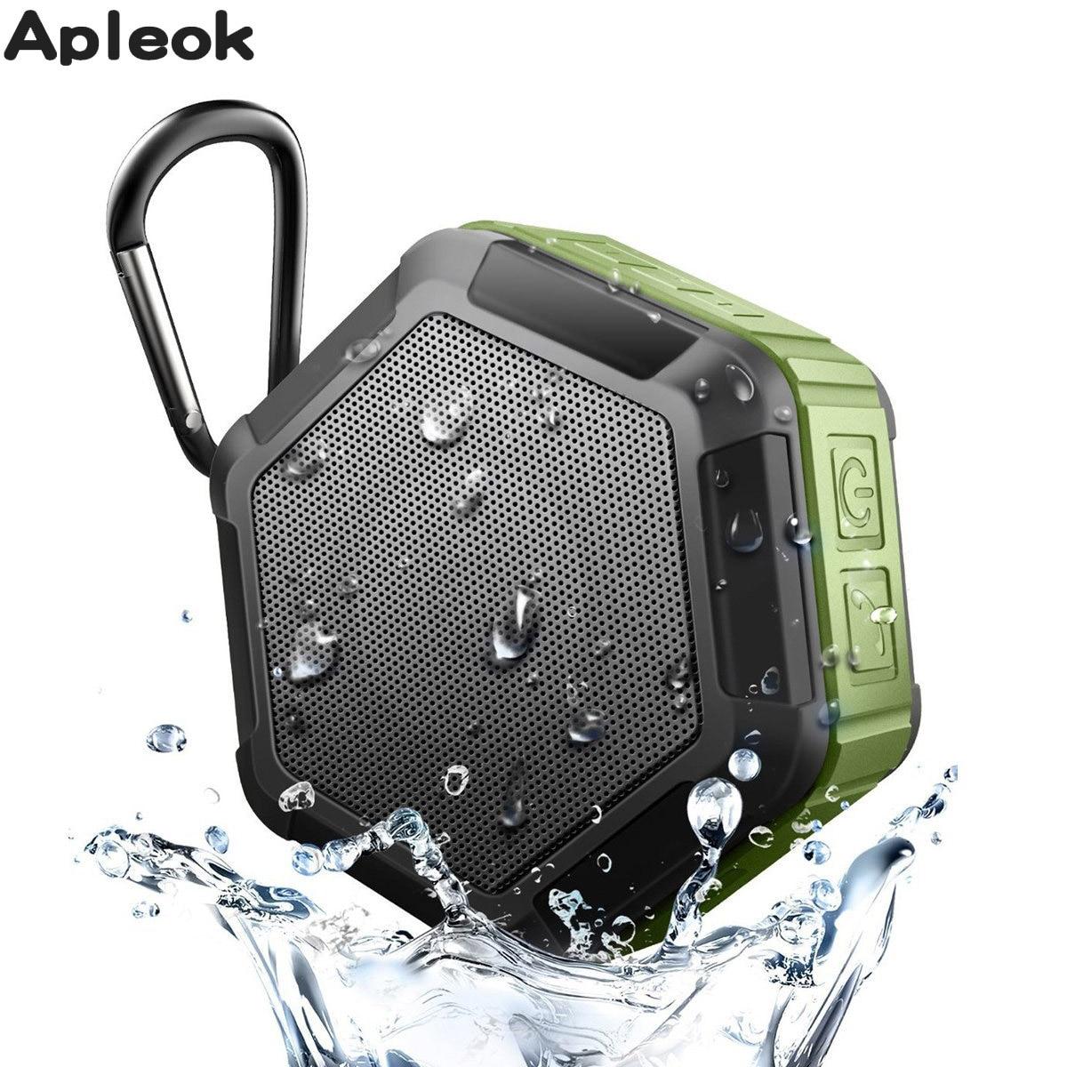 Lg Portable Bluetooth Speaker Np7550: Apleok NCF IP67 Waterproof Speaker Outdoor Sport Portable Wireless Bluetooth Speakers For IPad