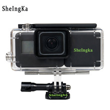 Professional Side Power Supply Set Multi-functional Fast Charging with A Level Electric Core and Waterproof Shell for GOPRO5