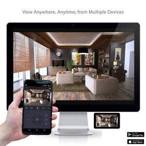 Image 5 - Foscam FI9816P P2P 720P HD H.264 무선 IP 카메라 (팬 및 틸트 모션 감지 포함) 8m 야간 투시경