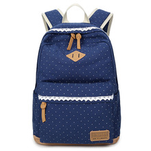 2019 New Fashion Womens Backpack Bag Female Print Canvas Travel Bags for Teenage Girls Large Capacity Double Shoulder School Bag недорого