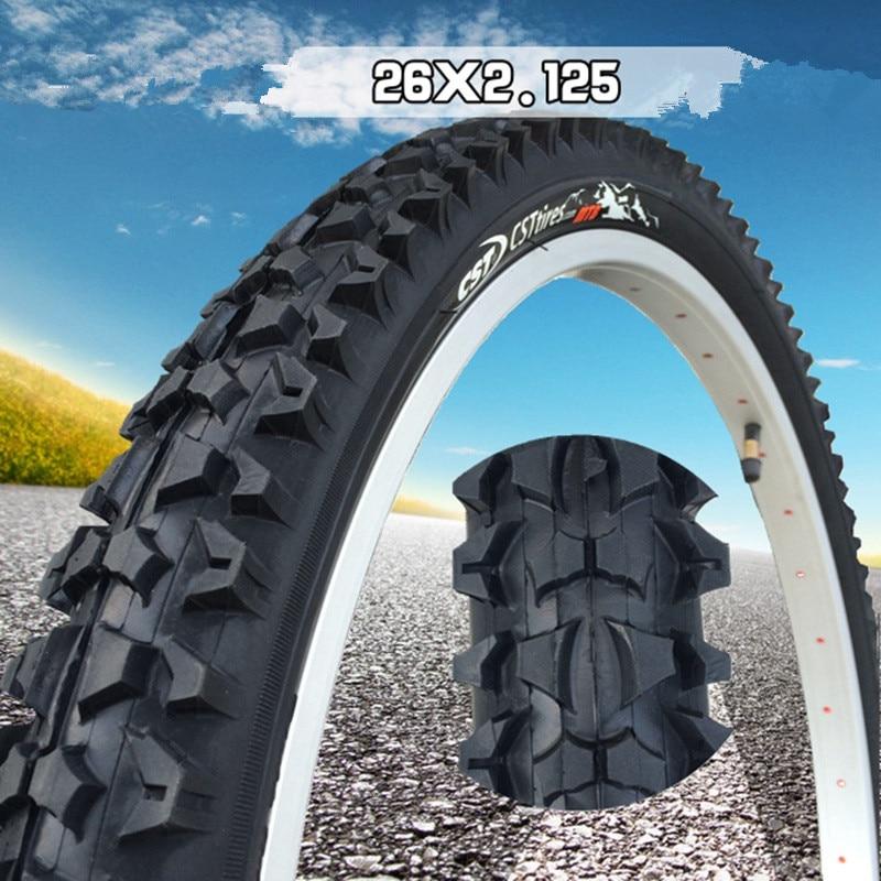 Оригинальные Шины CST 26*1,95 26*2,125 для горных велосипедов, велосипедная шина, шины 26 дюймов
