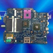 2 памяти MBX-165 MS91 материнская плата для sony VGN-FZ15, FZ25, FZ35, FZ17, FZ37 PCG-391T PCG-381T PCG-391N PCG-3A2 и т. д