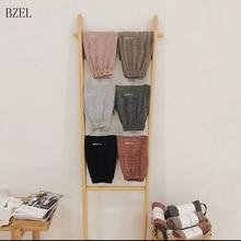 BZEL Cotton Sleep Pants Women Casual Pyjamas Pants Women Loose Nightwear