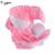 3 cores do bebê fraldas calças respirável fraldas de bolso à prova d ' água para evitar vazamento de lado algodão fralda do bebê calças de treinamento
