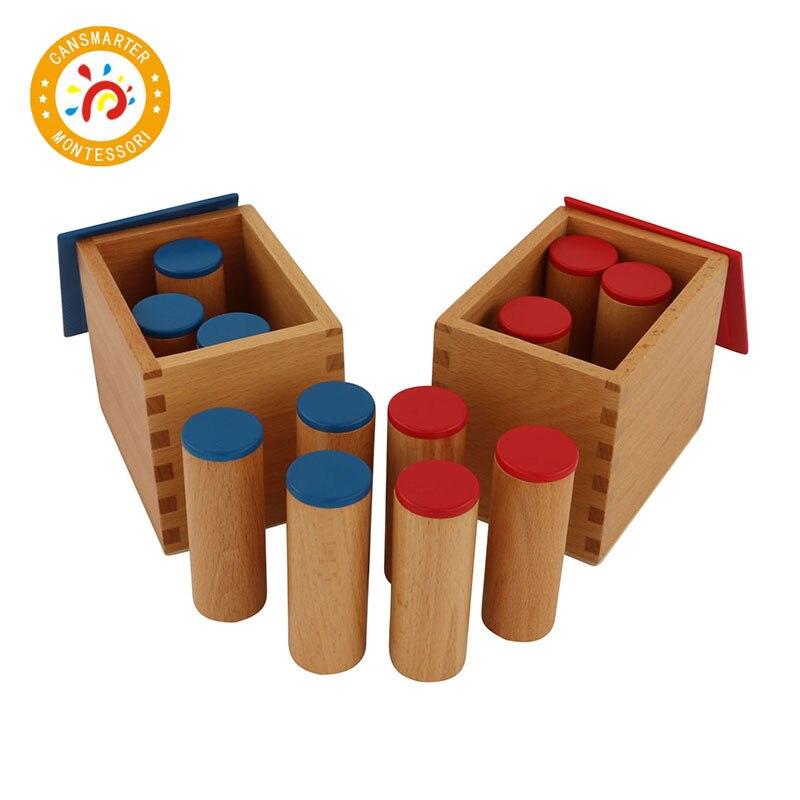 Bébé jouet Montessori matériel mathématiques aides pédagogiques langue combinaison sensorielle éducation précoce Configuration de la salle de classe - 4