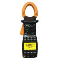 MASTECH MS2203 Wattmeter 3 Phase professional High Sensitivity Clamp Meter Power Factor Correction USB True RMS 4 Wire Tester
