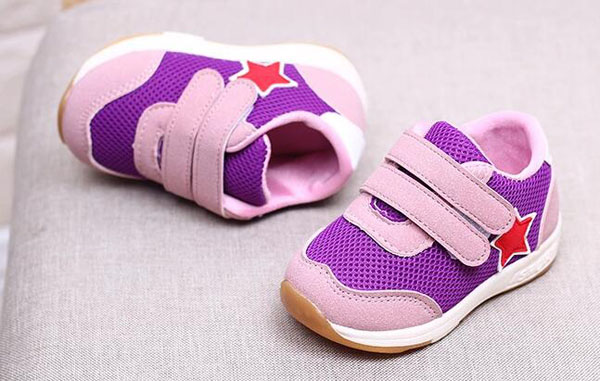 baby boys sneakers running shoes girls sport shoes purple star shoes zapato 17 new chaussure bebe sapatos SandQ baby fashion 7
