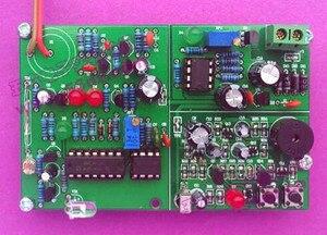 Бесплатная доставка! Комплект беспроводной охранной сигнализации/комплект электронного производства (детали)