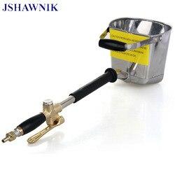 Arma de multi-função de pulverização de cimento de argamassa de cimento de argamassa de cimento máquina de pulverização de parede arma balde de material de gesso pulverizador arma