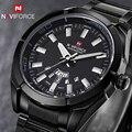2016 Relojes Hombres Moda Marca NAVIFORCE Reloj Militar Army Men Sport Reloj Análogo de Cuarzo de Lujo de Pulsera relogio masculino