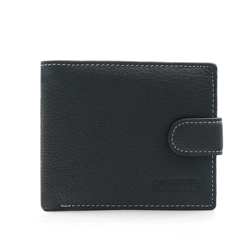 DERI CUZDAN Fashion 2017 Luxury Brand Wallets Mens Genuine Leather Wallet Purse Male Clutch Bag with Coin Pocket Vallet for Men