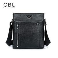 Cow Genuine Leather Messenger Bags Men Shoulder Crossbody Bag Man Sacoche Homme Bolsa De Ombro Masculina