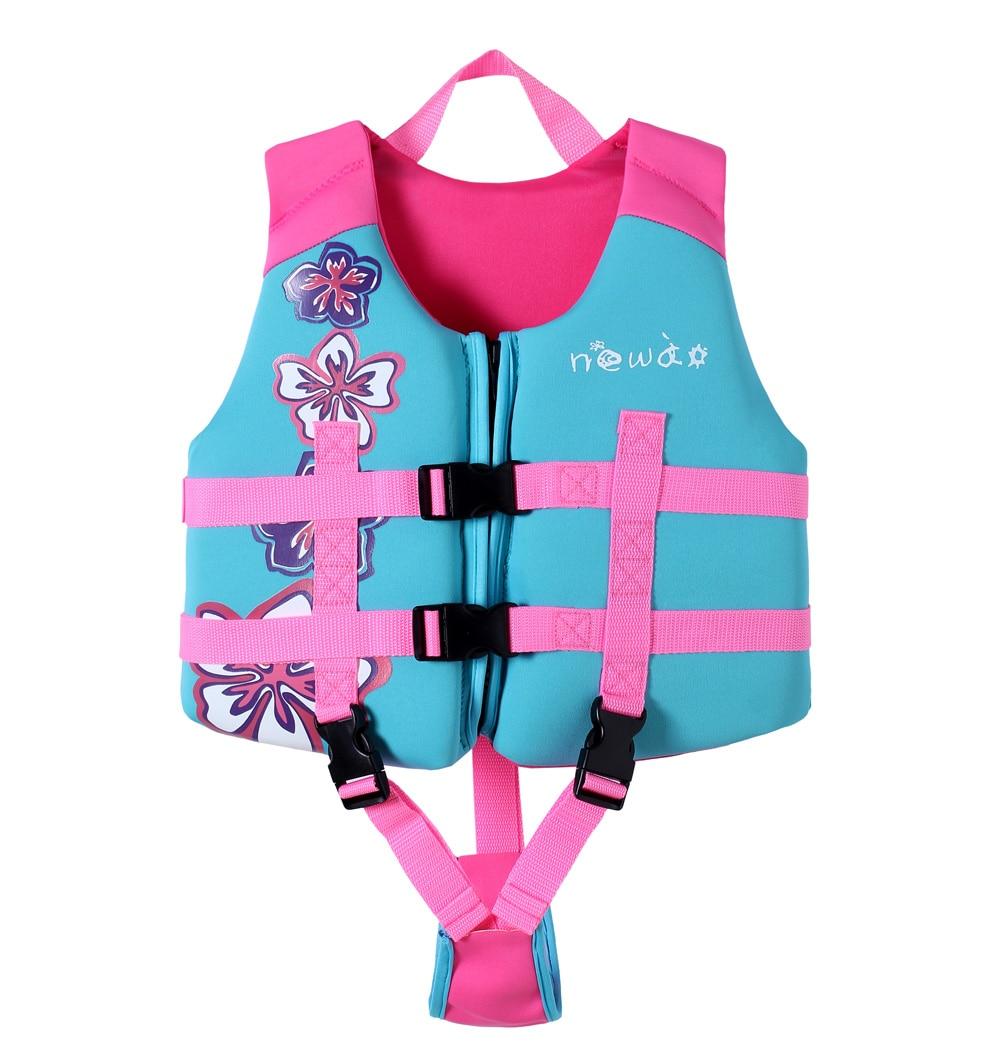 Newao Kids Life Vest Life Jacket Swim Surfing Kids Swim Vest Water Lifesaver Water Vest Life Jacket Kids Life Vest Baby