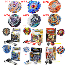 Beyblade Burst Starter Zeno Excalibur B-48 B-66 B-34 B-35 B-41 With Launcher And Retail Box Gifts For Kids