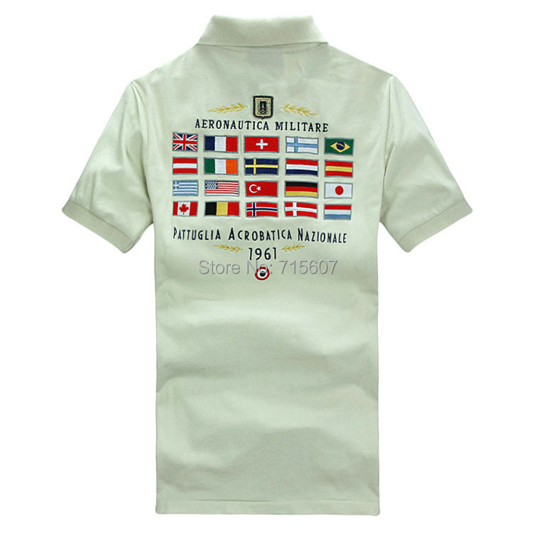 ΞAeronautica militare camisa polo ed85df60d072e