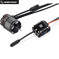 Hobbywing XeRun Axe Brushless Power System Foc AXE540 1200KV 1800KV 2300KV With Brushless ESC for Rc 1/10 Climbing Car
