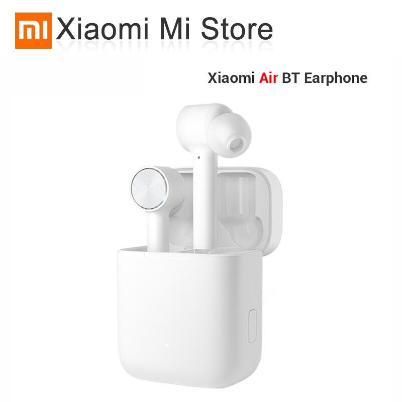 Original Xiaomi Air Bluetooth Earphone ANC Active Noise Reduction TWS Headset Wireless Bluetooth Earphone ENC Auto