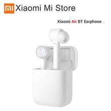 Original Xiaomi Air หูฟังบลูทูธลดเสียงรบกวน ANC Active TWS ชุดหูฟังไร้สายบลูทูธหูฟัง ENC อัตโนมัติหยุดชั่วคราว