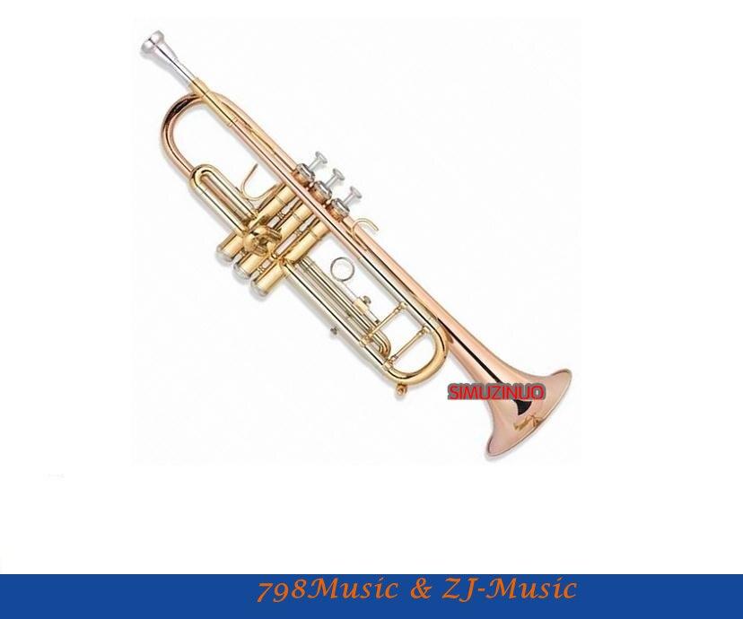 Bb Trompet Professioneel model met binnendiameter van 11,65 mm-bel DIA.123mm