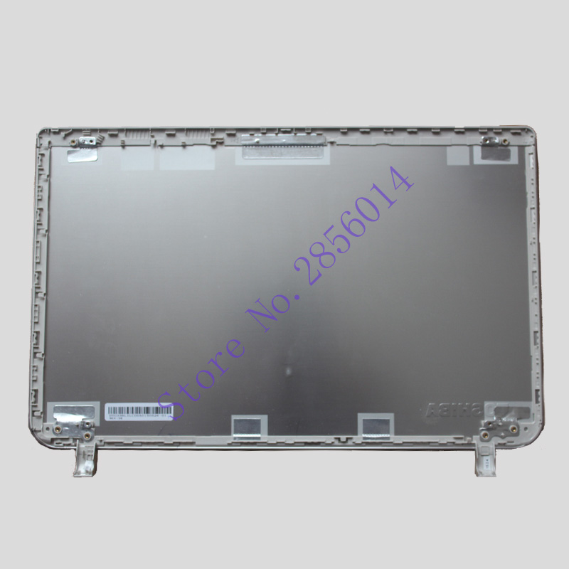 New LCD top cover case For TOSHIBA S55T-B LCD Rear Back Cover Screen Lid Top Shell new for toshiba s55t a5132 s55t a5277 s55t a5389 laptop lcd case top cover a shell lid fit touchscreen silver a shell