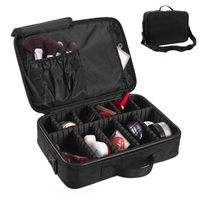 2019 Professional Makeup Bag Travel Cosmetic Case Organizer Portable Bags Makeup Brushes Toiletry Jewelry Digital accessories