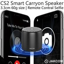 JAKCOM CS2 Carryon Speaker venda Quente em Alto-falantes como mi Inteligente speaker falante de som wi-fi