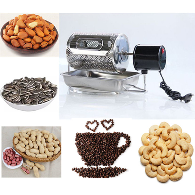 Family use drum coffee roaster for sale/coffee roaster machine/small coffee roasting machines family matters – secrecy