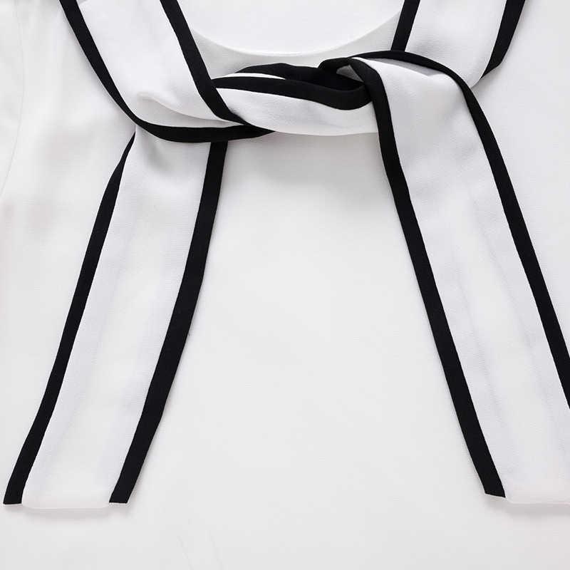 SEMIR 2017 Модные женские стоячий воротник, сексуальное плиссированное платье с коротким рукавом, повседневные пляжные платья, модные халаты