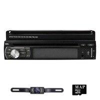 Hizpo 7 'AutoRadio мультимедиа 1 din gps dvd плеер автомобиля для BMW навигации головное устройство аудио стерео BT МЖК ipod RDS USB ТВ 720 P
