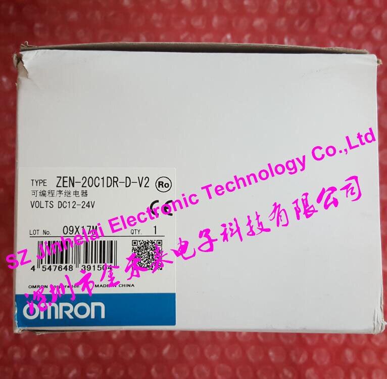 все цены на ZEN-20C1DR-D-V2  New and original OMRON Programmable relay онлайн