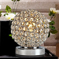 Simple Modern Led Crystal Table Lamp