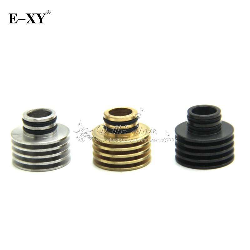 E-XY Heat Insulation Large Vapor wide bore drip tips Heat