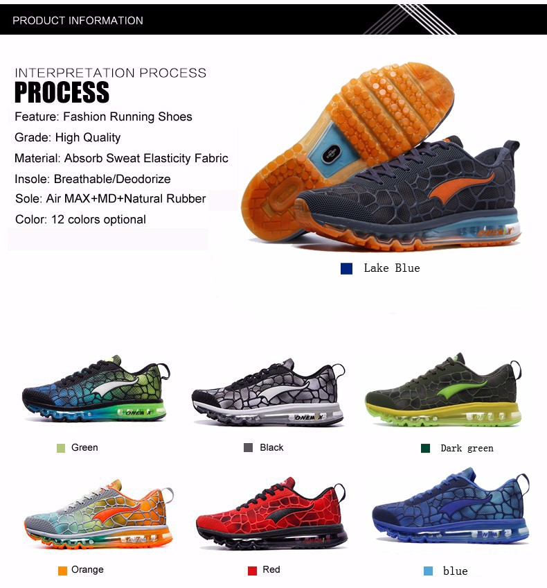 ONEMIX 16 running shoes for man cushion sneaker original zapatillas deportivas hombre male athletic outdoor sport shoes men 4