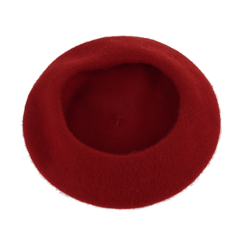 e7fefe90833 DMROLES New Fashion Baby Hat For Girls Cotton Baby Girl Hat England Vintage  Kids Beret Hat Infant Toddler Children Thick Cap-in Hats   Caps from Mother  ...