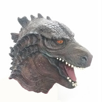 Adult dinosaur mask jurassic world animal mask halloween mask
