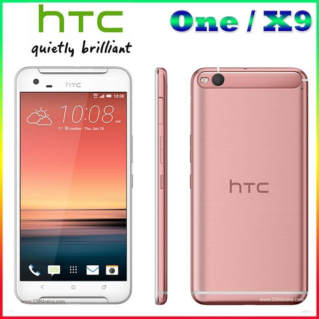 "100% htc one x9 oirginal octa core 3g ram 32g rom dual sim pantalla grande 5.5 ""FHD 1920*1080 Android 5 Sentido 7 4G LTE FDD smartphone"