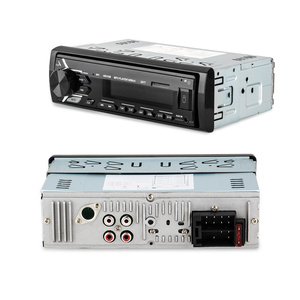 Image 5 - HEVXM 3077 Color Light MP3 Player  BT Car MP3 Player   Car Stereo Audio In dash Single 1 Din FM Receiver Aux Input