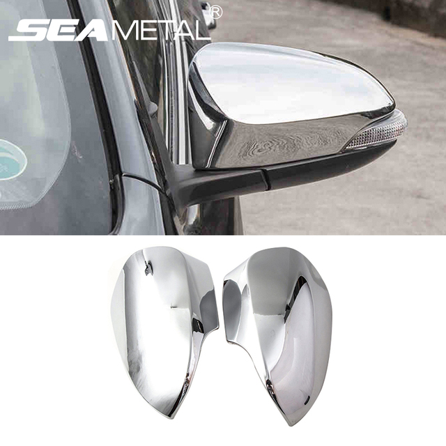 Car Rearview Mirror Protector Cover Frame Trim For European Toyota