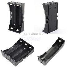 Пластик Батарея корпус держатель для хранения Коробка для 18650 Перезаряжаемые Батарея 3.7 В DIY Z07 Прямая поставка