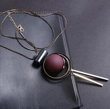 Tassel Vintage Handmade Women Fashion Jewelry Accessories