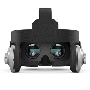 Image 4 - Hot 2020 Shinecon Casque 9.0 VR Virtual Reality Goggles 3D Glasses Google Cardboard VR Headset Box for 4.7 6.53 inch  Smartphone