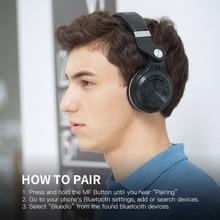 T2S Bluedio Bluetooth BT 4.1 inalámbrico de auriculares plegable Bass auriculares auriculares Bluetooth para el teléfono de la música