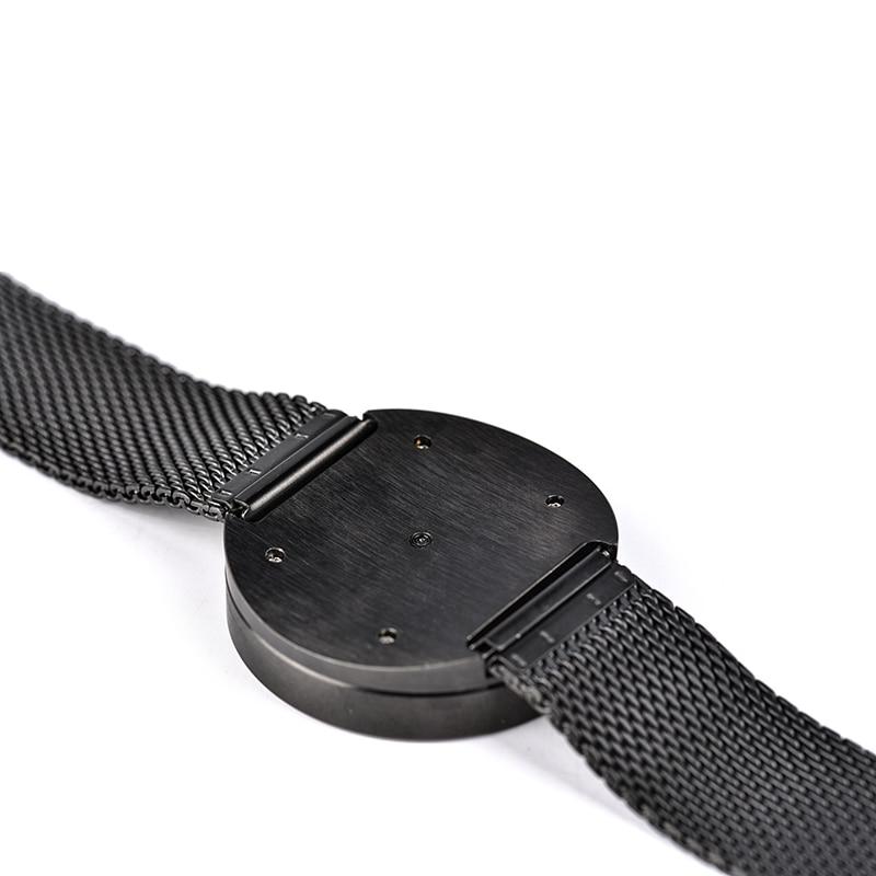 BOBO BIRD Steel Watch Timepieces Skull Dial 360 Degree Rotación - Relojes para hombres - foto 6