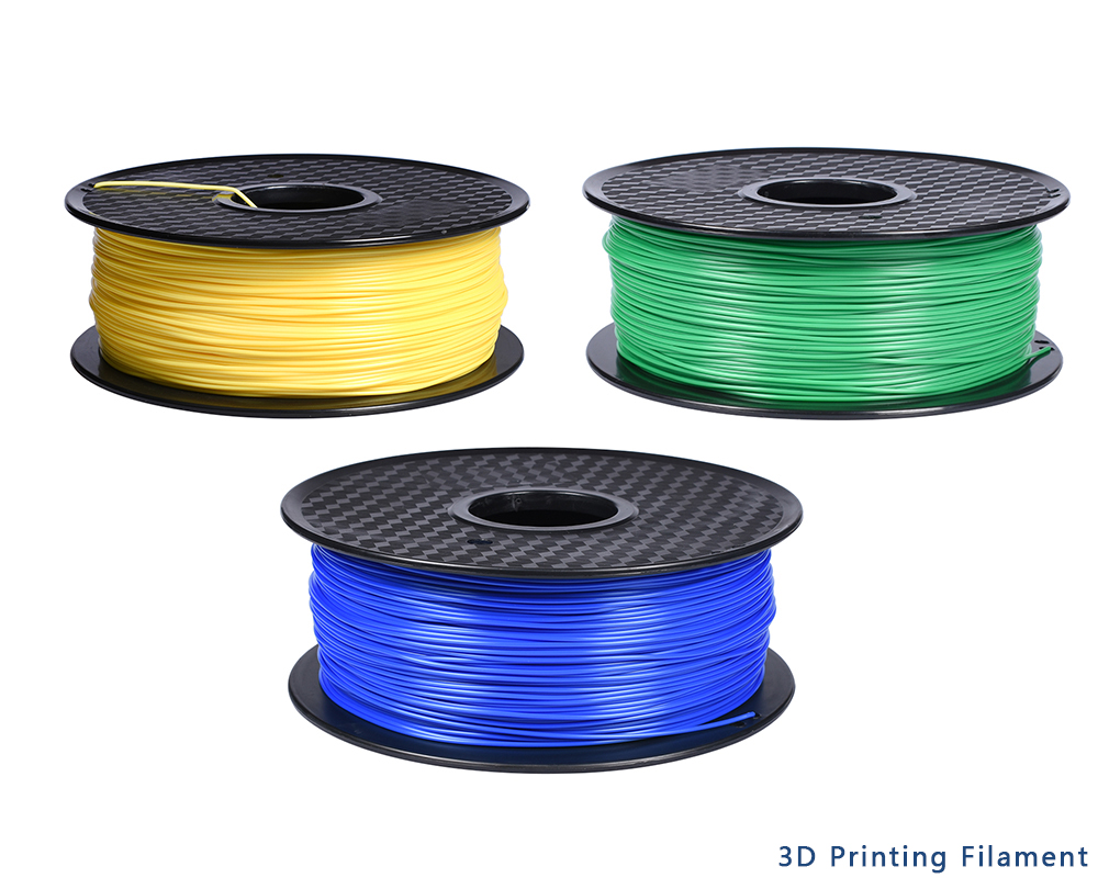 3D Printer Filament PLA 1.75mm 1kg 3D Printing Material For 3D Printer Pen Filament Extruder Plastic Colors Consumable Reprap pla 1 75mm filament 1kg printing materials colorful for 3d printer extruder pen rainbow plastic accessories black white red gray