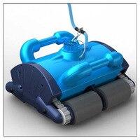 Бесплатная доставка Лучший продавец робот очиститель для бассейна робот автоматическое устройство очищения бассейна автоматический очис